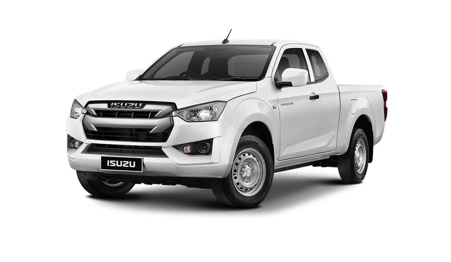 Isuzu-Dmax-SpeceCap-1.9-Ddi-S AT 2door